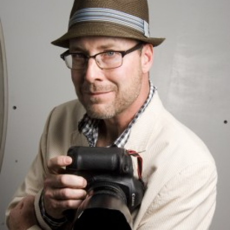 Devon Meyers is a photojournalist that has many years of experience working for newspapers. He now photographs weddings in California.
