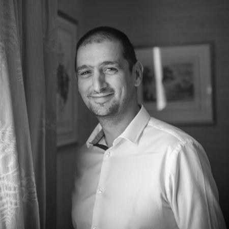 Raffi Mardirossian, fotógrafo de bodas de París Francia