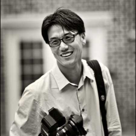 Portrait of Daniel Min, Williamsburg Wedding Photographer