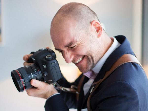 Florent Fauqueux, fotógrafo de bodas de La Rochelle para Charente-Maritime, Francia