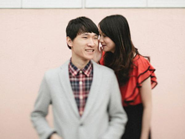 Wai Kong gosta de viajar para fotos de casamento fora de Hong Kong e Kowloon