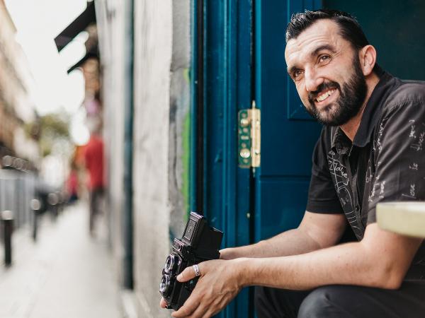 Sergio Cueto - Fotógrafo de casamento em Espanha