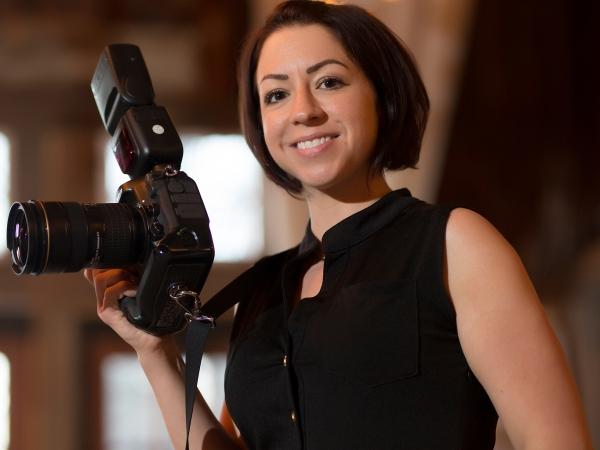 Janine Grimm jest fotoreporterką ślubną z siedzibą w New Jersey
