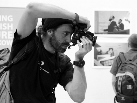Uxbridge wedding reportage photojournalist, Panayis Chrysovergis