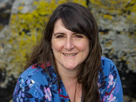 Britse trouw- en schaakfotograaf, Lynne Kennedy uit Kyle of Lochalsh