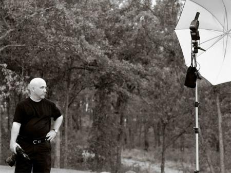 Jim Miller ha fotografato matrimoni in Texas DFW per oltre trent'anni