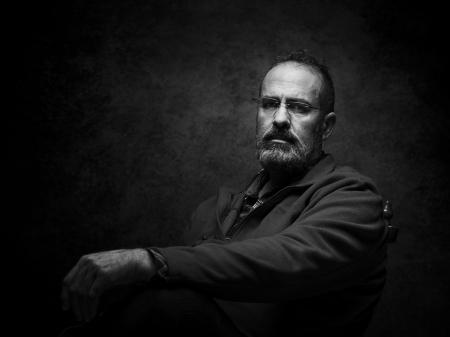 Portrait of Manu Lopez, Ireland Wedding Photographer