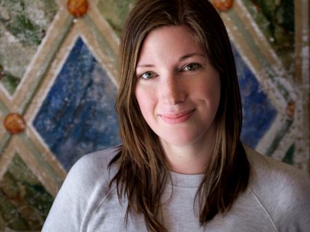 Portrait of Wedding Photographer Megan Hannah