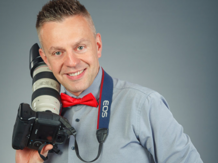 Wedding Photographer in Poland is Romuald Gniewek