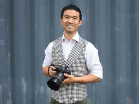 Fotografo di matrimoni di San Francisco Ian Chin, della California