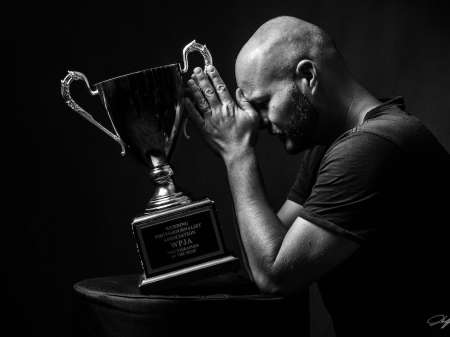 WPJA Trophy Photographe de mariage William Lambelet pour la France et l'Occitanie