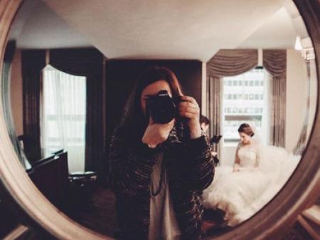 Florenz Elopement und Hochzeit Fotojournalistin Azzurra Biagi, Toskana Italien