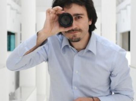 Retrato del fotógrafo de bodas de Turín Alain Battiloro - Piamonte e Italia WPJA