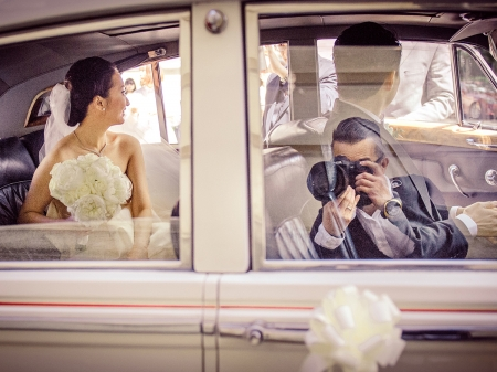 Rico Tsui, from Hong Kong, SAR, China, is an accomplished wedding photojournalist