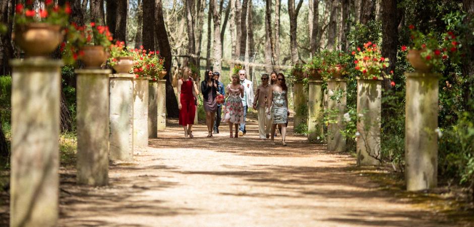 La Cutura Botanical Garden, Lecce, Puglia Elopement Fotógrafo - Daniele Panareo