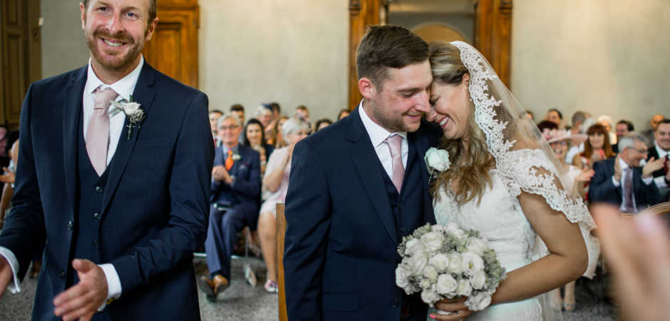 Town Hall of Salò, Brescia, Italy Wedding Photographer - Alessandro Di Noia