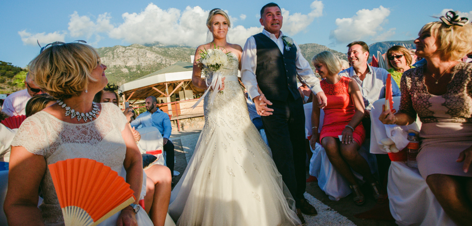 Sea Horse Beach Club, Oludeniz Destination Wedding photographer Ufuk Sarisen
