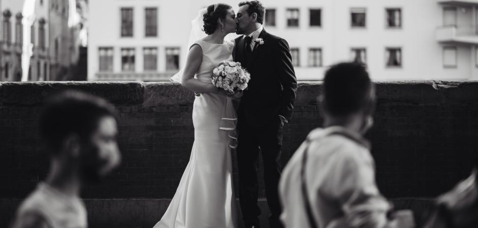 Florence, Tuscany, Italy Wedding Images by Marco Vegni