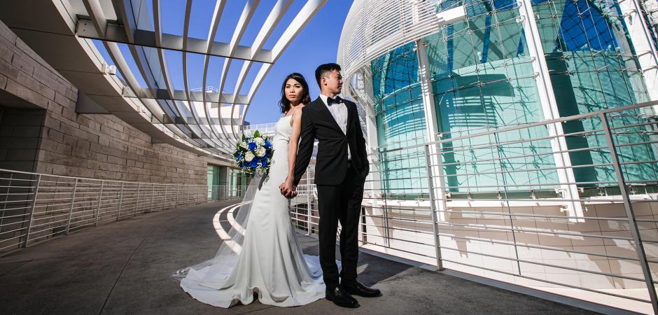 Fotografía de boda de San Jose COVID por Tyler Vu