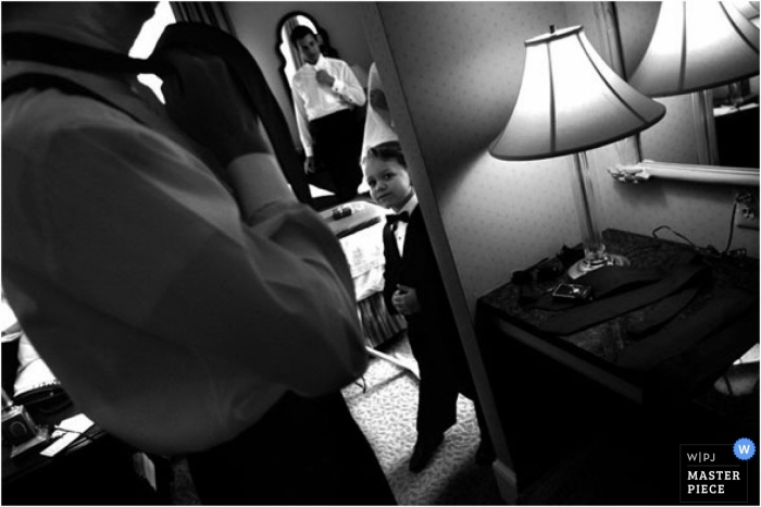 Wedding Photographer Sam Dean of Virginia, United States