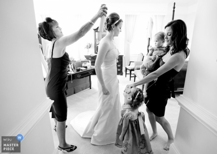 Fotografo di matrimoni Heather Hughes Ostermaier della Virginia, Stati Uniti
