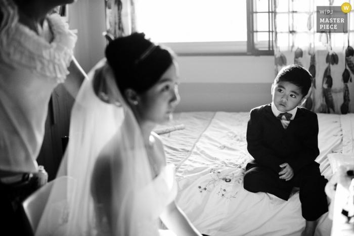 Wedding Photographer Wansheng Chen of , Singapore