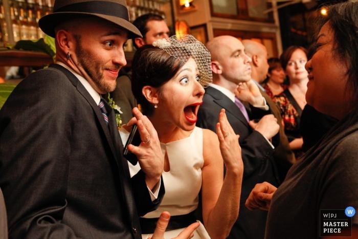 Wedding Photographer Levi Stolove of New York, United States