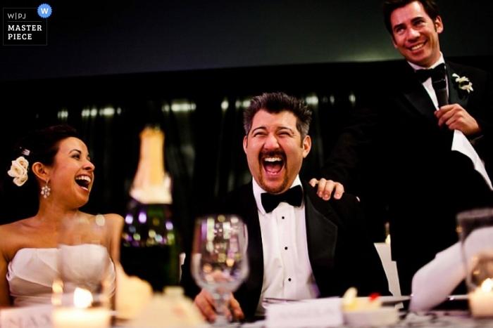 Wedding Photographer Aaron Morris of , United States