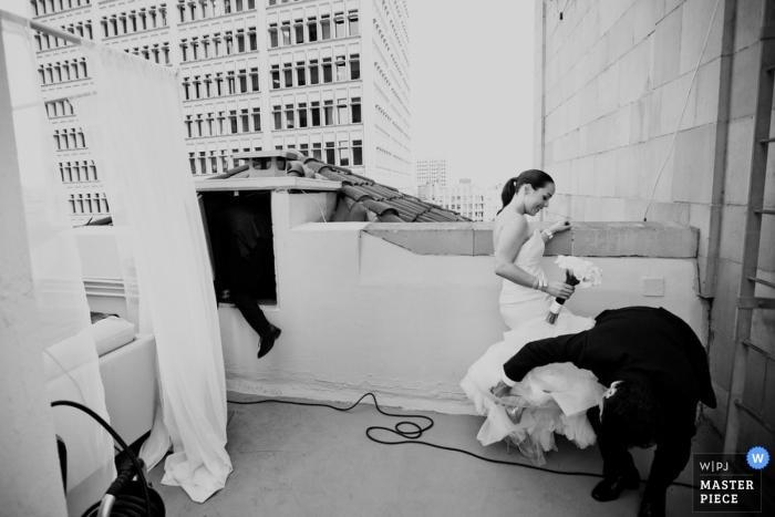 Wedding Photographer Joel Schroeder of Oregon, United States