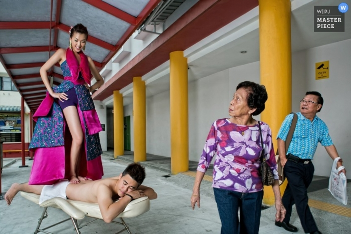 Wedding Photographer Raymond Phang of , Singapore