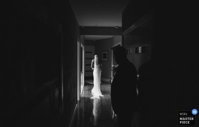 El fotógrafo de bodas Dean Dampney de Nueva Gales del Sur, Australia