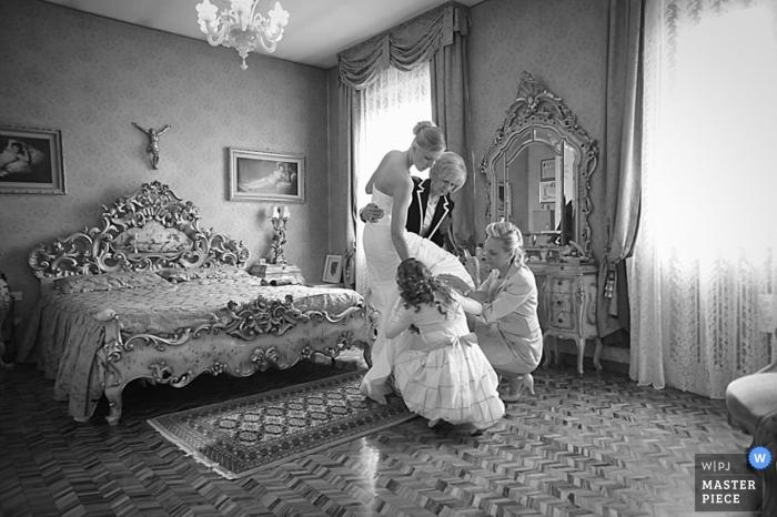 Wedding Photographer Alessandro Lazzarin of Vicenza, Italy
