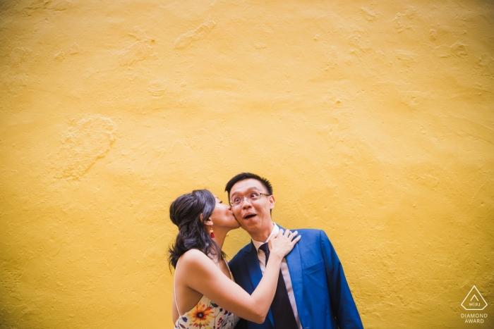 Singapore Pre Wedding Engagement Photography