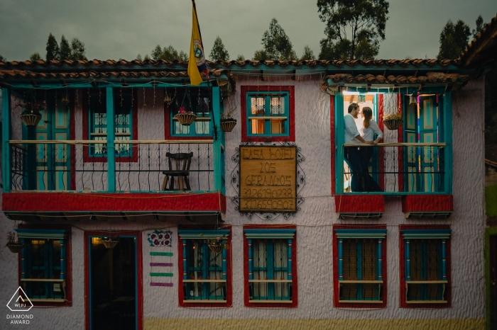 Wedding engagement photo  - colombia