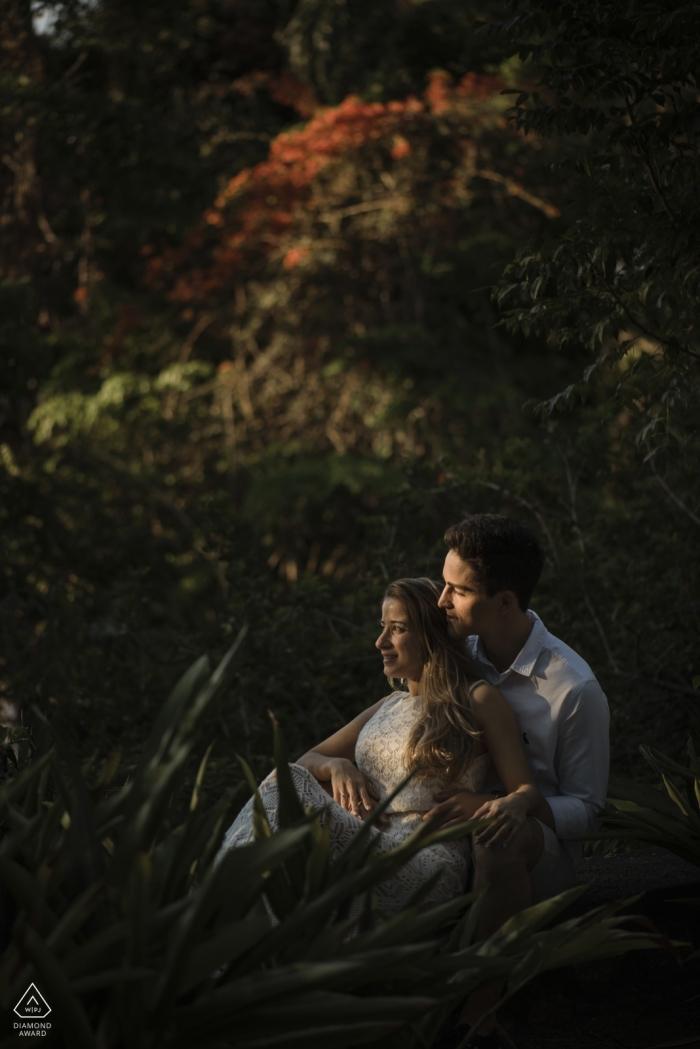 Wedding photographer in Rio de Janeiro for Brazil engagement photography