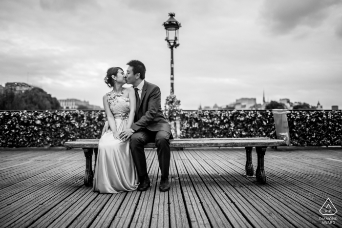 Simon Cassanas, of , is a wedding photographer for