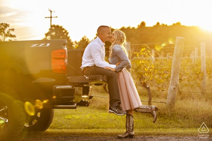 Brooke Mayo, of North Carolina, is a wedding photographer for