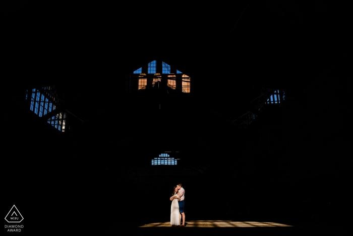 Jacob Hannah, del Vermont, è un fotografo di matrimoni per
