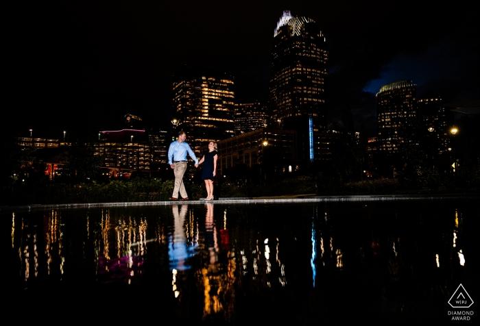 James Nix aus North Carolina ist ein Hochzeitsfotograf für