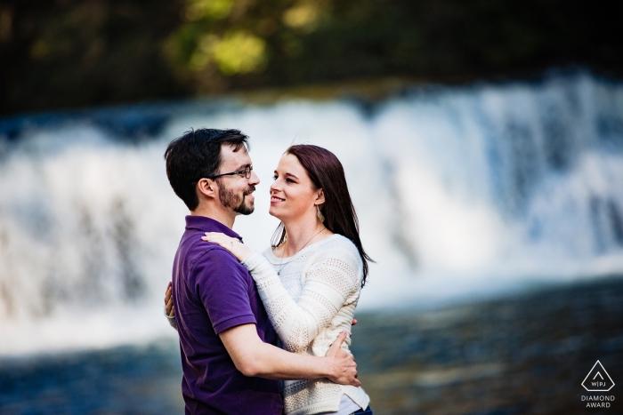 James Nix z Północnej Karoliny jest fotografem ślubnym