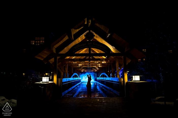 Jesse La Plante, of Colorado, is a wedding photographer for
