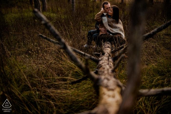 Monika Zaldo, of Guipuzcoa, is a wedding photographer for