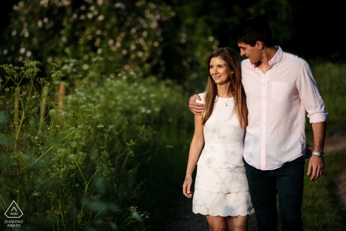 Catherine Hill, of Kent, is a wedding photographer for