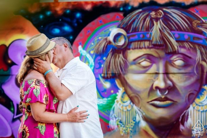Melissa Mercado, of Quintana Roo, is a wedding photographer for