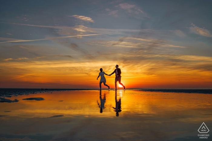 Alex Paul, of Massachusetts, is a wedding photographer for