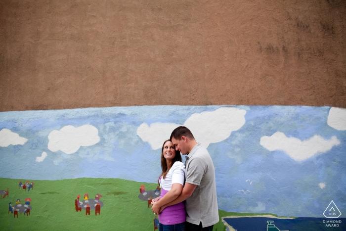Kevin Trimmer, de Rhode Island, est un photographe de mariage pour
