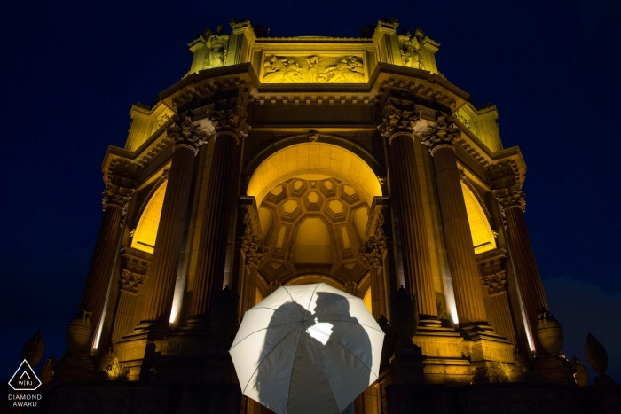 Ian Chin, of California, is a wedding photographer for
