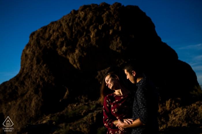 Rebekah Sampson, d'Arizona, est une photographe de mariage pour