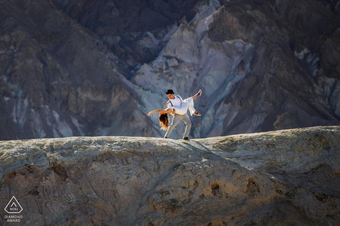 Tanya Parada, de Californie, est une photographe de mariage pour