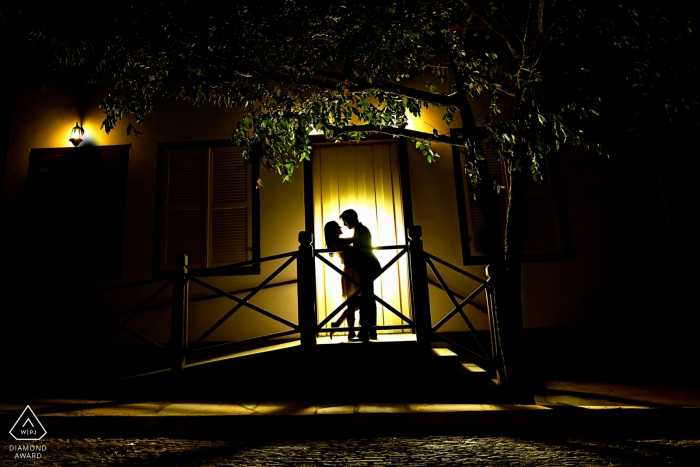 Brazil wedding photography - Pirenópolis couple portrait session